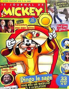 Le Journal De Mickey Abonnement : le journal de mickey n 3406 abonnement le journal de mickey abonnement magazine par ~ Maxctalentgroup.com Avis de Voitures