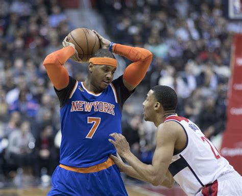 About Carmelo Anthony Basketball Player United States