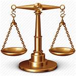 Justice Balance Scale Weight Scales Transparent Icon