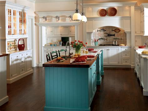 painted islands for kitchens 25 tips for painting kitchen cabinets diy