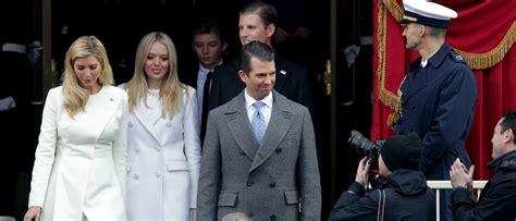 trump donald tiffany ivanka children london jr president eric kimmel trolled jimmy rescue comes gets corinthia 27k hotel night
