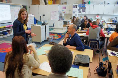 busd professional development elementary teachers january
