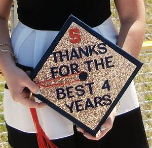 And They're... Creative Graduation Cap Quotes