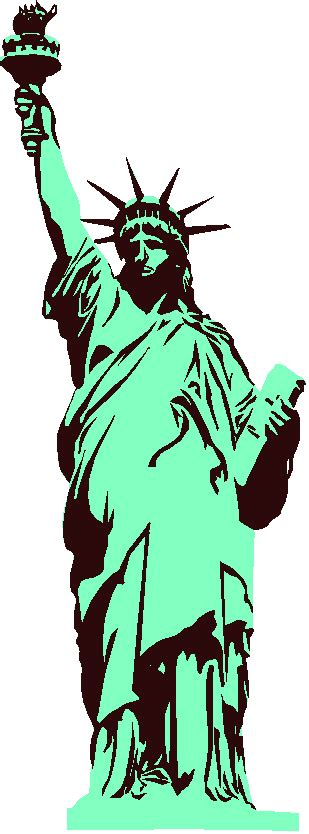 Statue Of Liberty Clipart Liberty Clipart