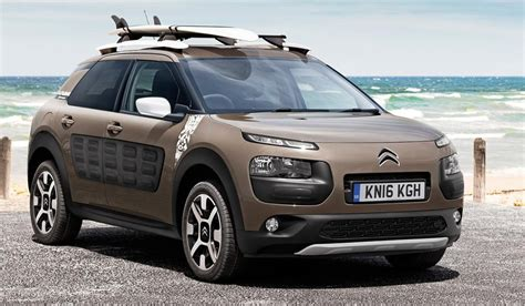 citroen  cactus rip curl revealed australian debut