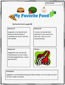 Favourite food essay primary homework help earth sun and