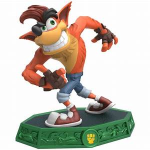 Crash Bandicoot - Skylanders Character List