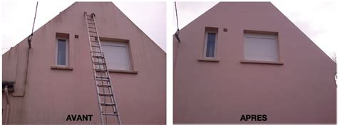 comment nettoyer une facade comment nettoyer la facade d une maison comment nettoyer une gouttire 2 bandes masquage 1400mm