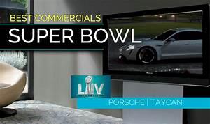 porsche taycan the heist best bowl commercial