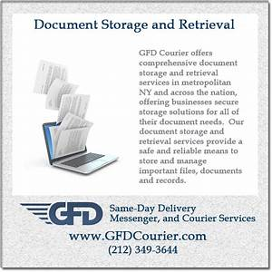 document storage ny document storage and retrieval services With electronic document storage and retrieval system