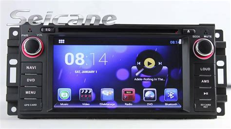 jeep grand cherokee android  gps