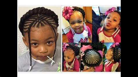 10 Beautiful Halo/ Crown Braids For Your Little Girl