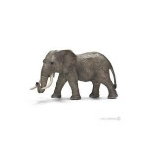 African Elephant Male Schleich