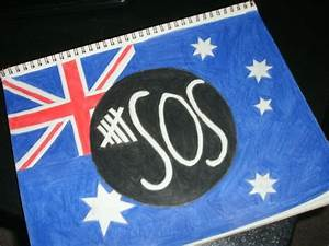 My 5SOS Drawing :D | Wreck This Journal | Pinterest