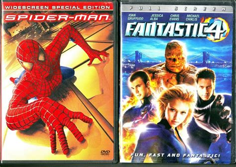 Spider-man (dvd, 2002, 2-disc Set, Special Edition