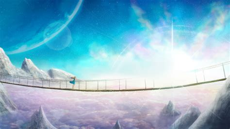 supernova anime landscape hd wallpapers fantasy