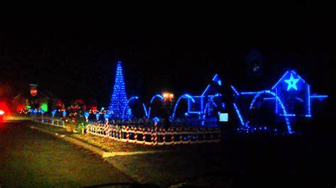 light show in prestonwood prestonwood forest lights show