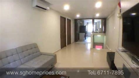 room hdb flat  yishun newly renovated youtube