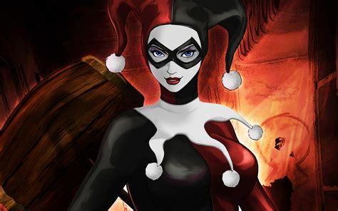 Harley Quinn Anime Wallpaper - wallpaper illustration digital anime batman