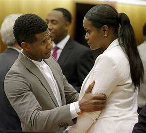 Usher facing court battle with ex-wife Tameka over ...