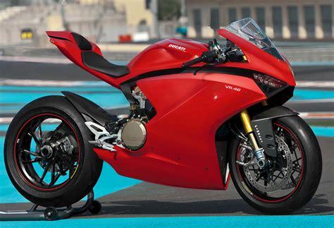 Ducati Vr 46 Concept By Steven Galpin