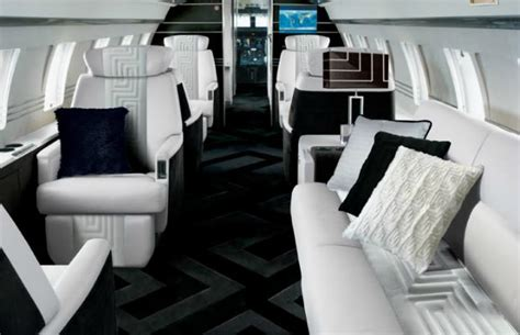 Buy A Private Jet Furnished By Louis Vuitton