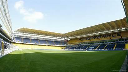 Fenerbahce Football Match Turkey Saracoglu Sukru Stadium