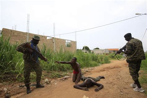 Cote Divoire News C 244 Te D Ivoire Gbagbo Supporters Tortured Killed In