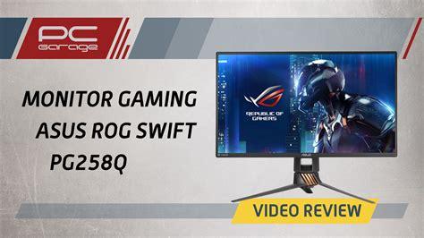 Pc Garage  Video Review Monitor Led Asus Gaming Rog