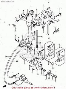 Suzuki Rgv250 1991  M   E01 E02 E04 E21 E22 E24 E34
