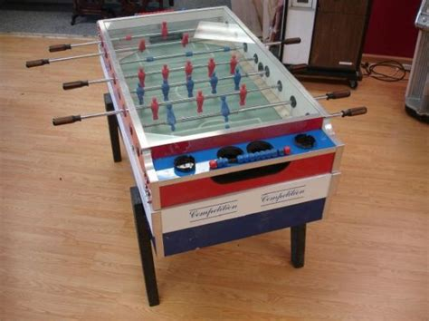 foosball table with glass top 301 moved permanently