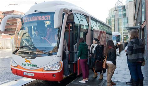 minister  transport accused   reading bus eireann report
