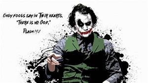 April Fools Day Joker Bible Quote Pc Hd Wallpaper