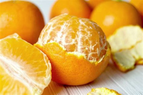 Një portokall në ditë - Shtatë përfitime për organizmin ...