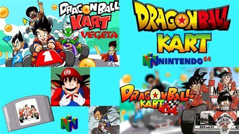 Juega gratis a este juego de goku y demuestra lo que vales. Dragon Ball Kart 64 (Hack Rom do Mario Kart com Personagens do Dragon Ball Z) Download - YouTube