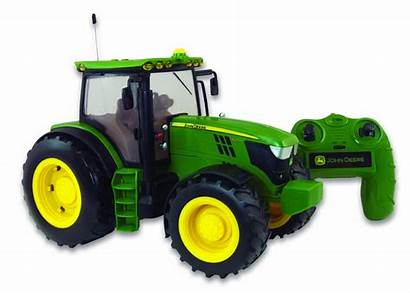 Deere Tractor Remote John Farm Controlled Tractors