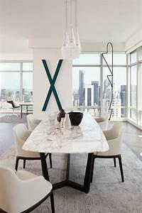 quels meubles de salle a manger pour personnaliser son With meuble salle À manger avec chaises salle À manger transparentes