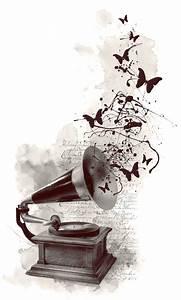 gramophone by Anti-Pati-ya on DeviantArt