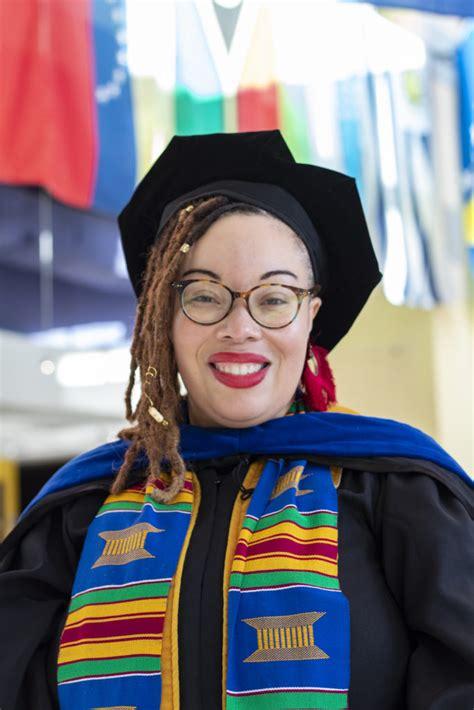 faculty member erin berry mccrea receives doctoral