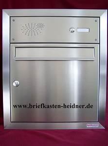 Briefkasten Mit Klingel Aufputz : uph12 knobloch unterputz briefkasten 1 klingel ~ A.2002-acura-tl-radio.info Haus und Dekorationen