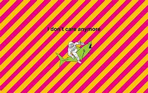 I don't care anymore • meh.ro