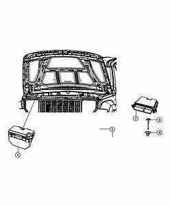 2010 Jeep Wrangler Module  Powertrain Control  Generic