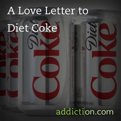 That mug of breakfast coffee, the cup of tea in the afternoon and the energy drink or cola on a hot day all contain caffeine. Symptoms of drinking too much diet soda.