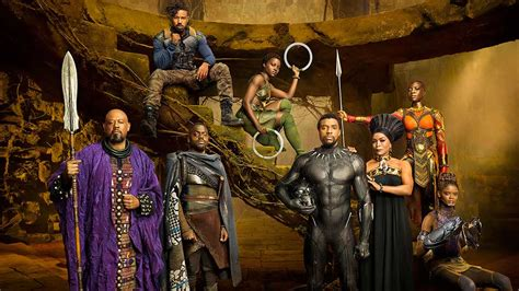 All The Hidden Meanings Behind Black Panther Costumes