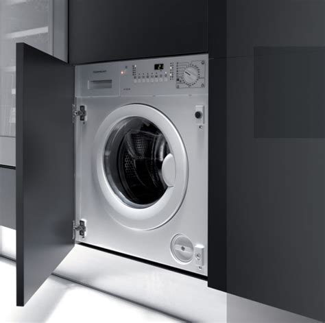 laundry room folding built in washing machine more convenient and economical