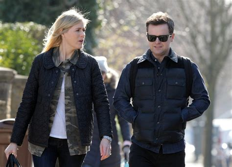 Declan Donnelly's home 'targeted by burglars' while he and ...