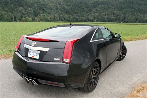 2013 Cadillac Cts V Coupe Horsepower by 2013 Cadillac Cts V Coupe Review Car That Always Makes An