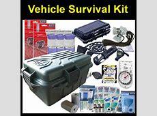 Vehicle Survival and Medical Kit v1kit SurvivalMetrics