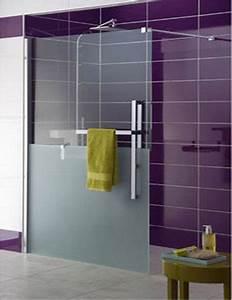 Douche Mur Verre : choisir une paroi de douche italienne douche italienne ~ Zukunftsfamilie.com Idées de Décoration