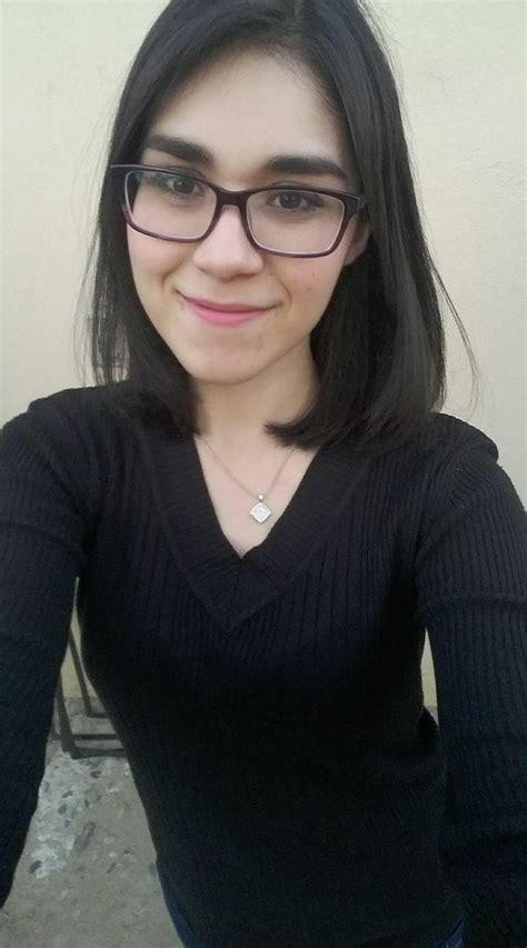 cute face hot glasses tight sweater selfshot son fuck